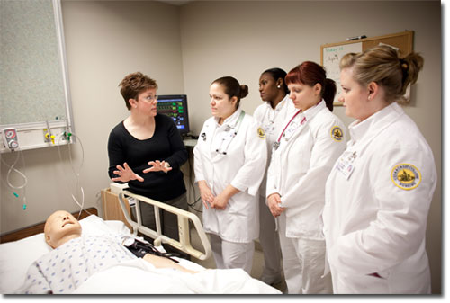 Middle level education degree at York College of Pennsylvania