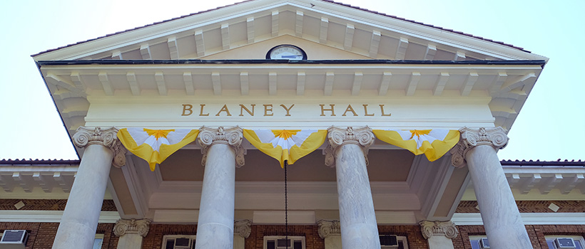 Blaney Hall